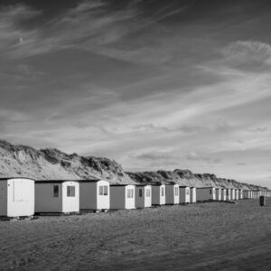 Blokhus beach houses